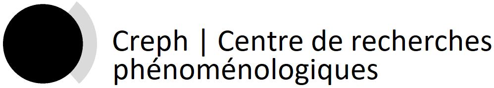 Creph - Centre de recherches phénoménologiques